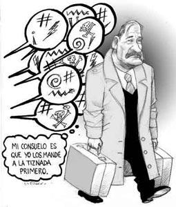 """Por: """"El Fisgón"""""""