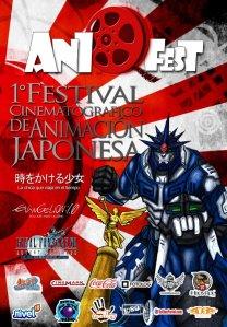 Poster del ANIFEST 1 (Pulsar para ampliar)