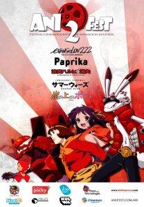 Poster del ANIFEST 2 (Pulsar para ampliar)