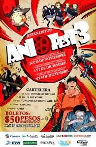 Poster del ANIFEST 3 (Pulsar para ampliar)