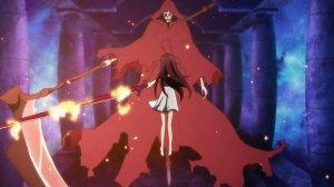 "Yui Vs. ""The Fatal Scythe"""