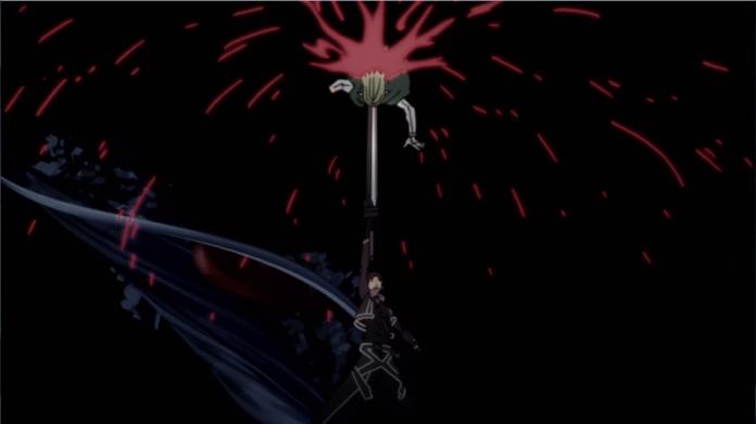 Kirito finishes Sugou