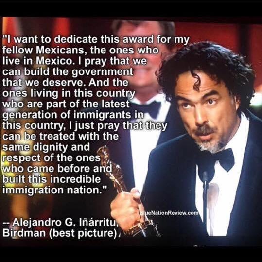 Los Oscar y la ridícula mexicaneidad. (4/4)