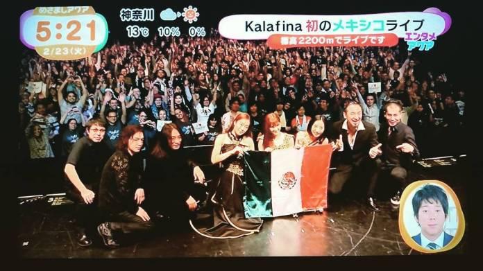 Kalafina-Mexico-Cobertura-Japon