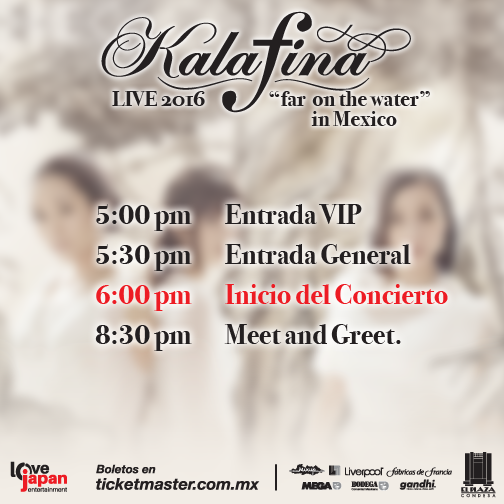 Kalafina-Schedule